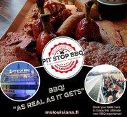 MS Louisiana – Pit Stop BBQ Helsinki