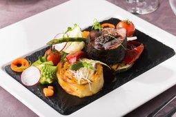 Kaksi 4 ruokalajin Chef's Menua yhden hinnalla