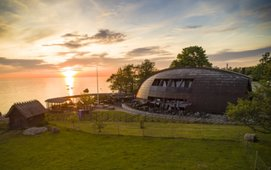 5-course meal in beach-restaurant PAAT (39€)