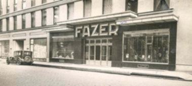 Karl Fazer Café Helsinki