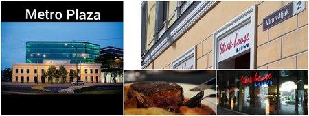 Steak-House Liivi Tallinn