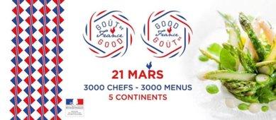 Goût de France dinner
