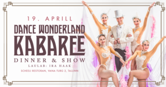 Dance Wonderland Kabaree Dinner & Show