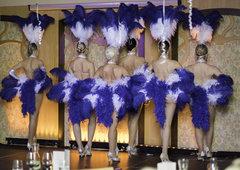 Ravintola Scheeli Glamour Express Dinner & Show!