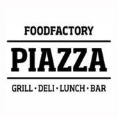 Piazza Food Factory is open but not taking table reservations during the summer