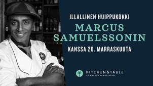 Urban Garden Dinner Hosted by Marcus Samuelsson