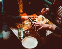 Bar Cón Kamppi: Winemaker dinner w/ Gutierrez Colosia 28.8.