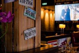 Mack Bar-B-Que (Tartu Mnt) Tallinn