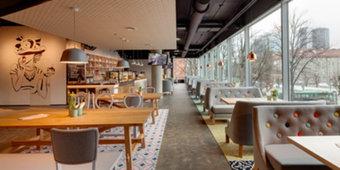 Cafe Madmoiselle  Tallinn