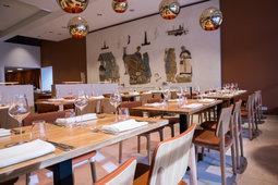 Kaupungintalon ravintola Helsinki
