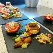 Vegan Gourmet Burger + olut / siideri 19,90 €