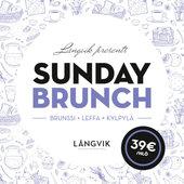SUNDAY BRUNCH BY LÅNGVIK