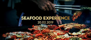 Seafood experience