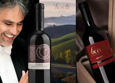 DINNER WITH BOCELLI WINES