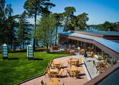 Ravintola Johannes, Hanasaari Espoo