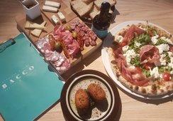 Bacco: kaksi viiden ruokalajin menua yhden hinnalla!