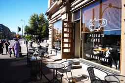 Pella's cafe Tampere