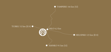 Everstin Kabinetti - Wiurila Salo
