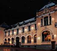 Tiiliholvi Tampere