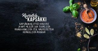 Kapsäkki Helsinki