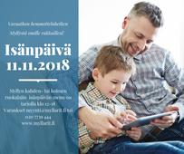 Isänpäivä Mylläreissä
