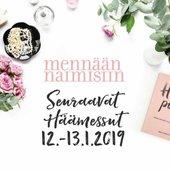 Mennään naimisiin - Häämessujen kuoharibrunssi 12. - 13.01.2019.