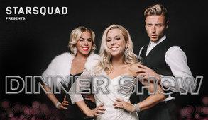 Starsquad Dinner & Show - Krista Siegfrids