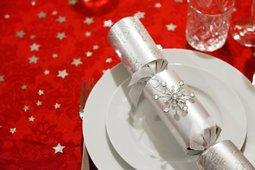 Joulubuffet ravintolassa Trofé