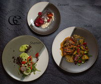 Three Course Estonian Menu only 19 euros!