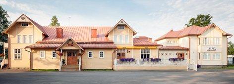 Ravintola Alma Seinäjoki