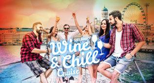 Helsinki Wine & Chill Cruise Helsinki