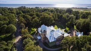 Villa Ammende Restoran Pärnu