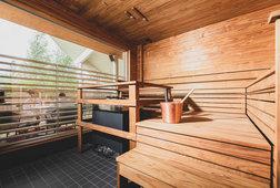 Kuopion Saana VIP-sauna Kuopio